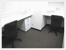 採用情報オフィス館内写真 レンタルオフィスの新宿ビジネスガーデン