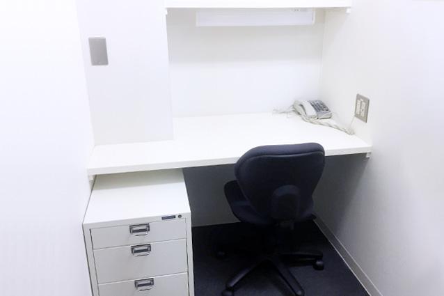 1名様用のお部屋 - レンタルオフィス
